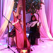 Harp & Violin Performance at Four Seasons